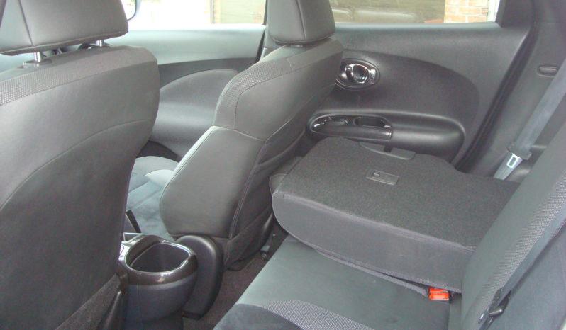 Nissan Juke 1.5dCi 2wd  N-Connecta full