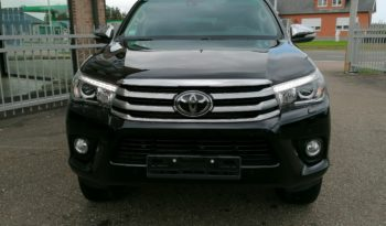 *VERKOCHT* TOYOTA HILUX LOUNGE DOUBLE CAB AUTOMATIQUE full